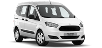 Ford Tourneo Courrier (Taxi transfer)
